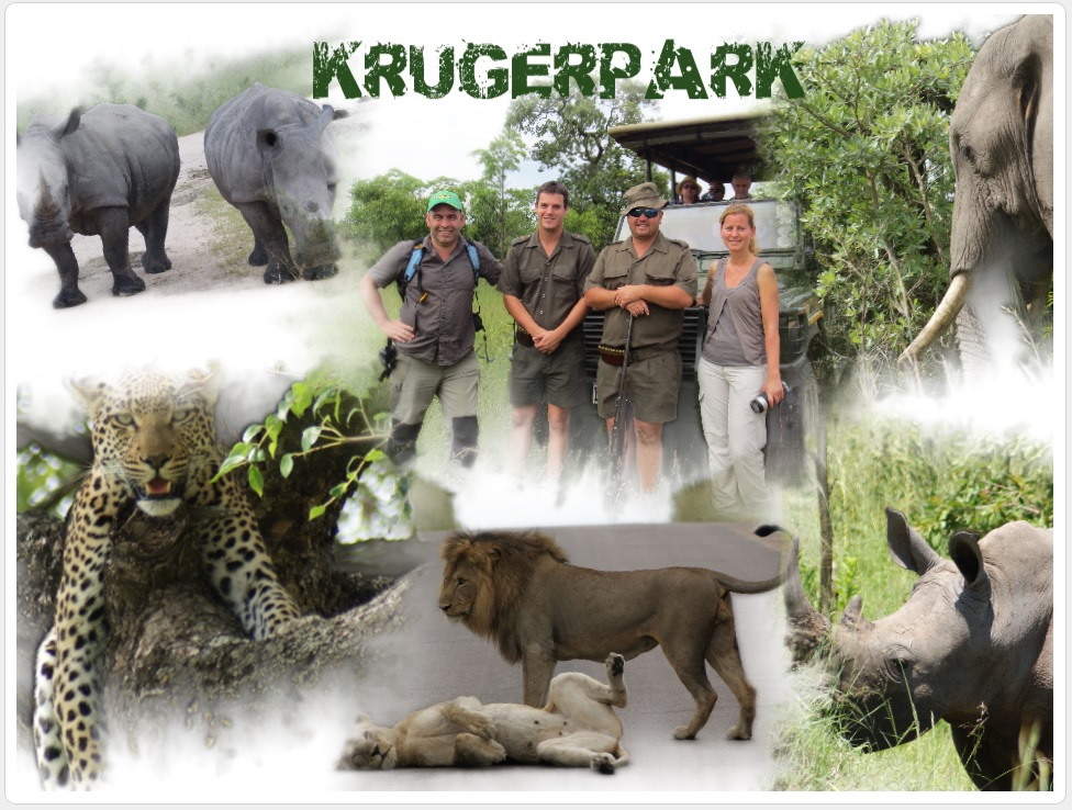 Collage_Krugerpark