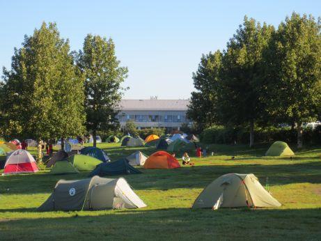 Reyjavik Campsite