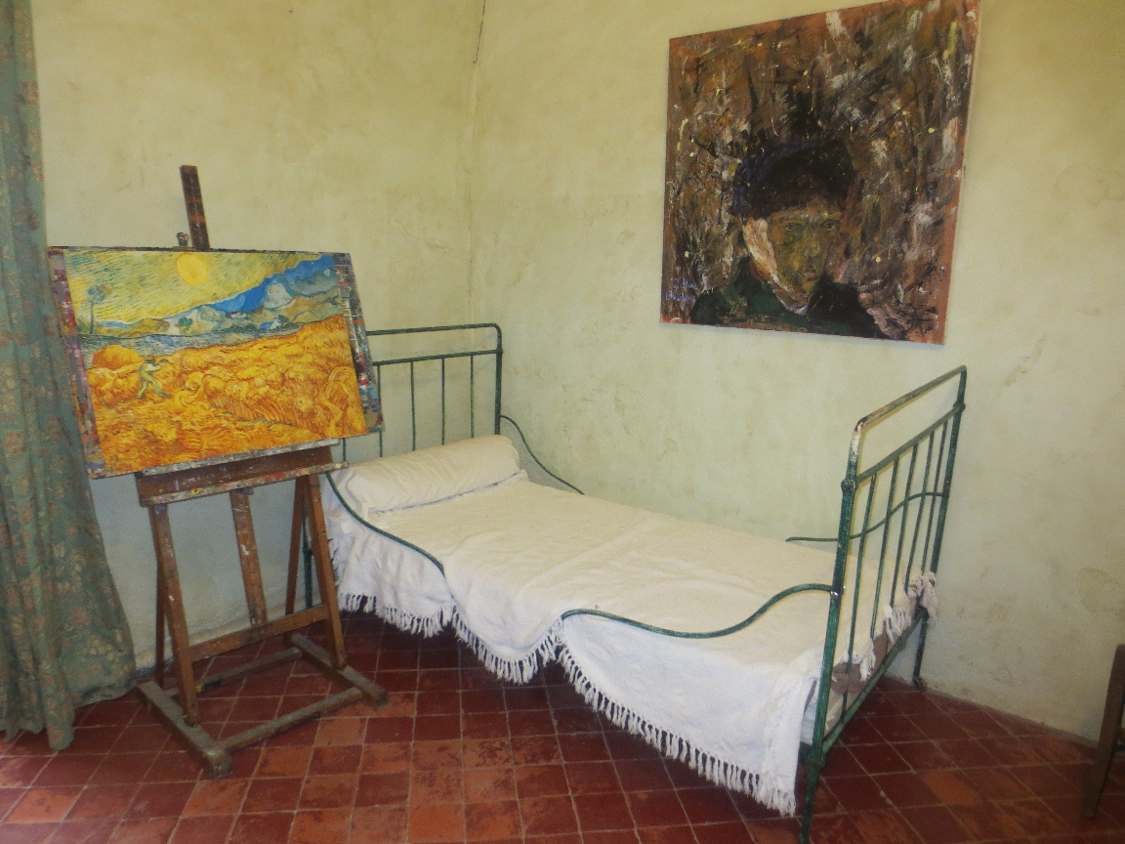 Het kamertje van Van Gogh