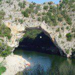 Gorge de l' Ardeche - Pont d'Arc