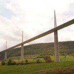 De brug bij Millau