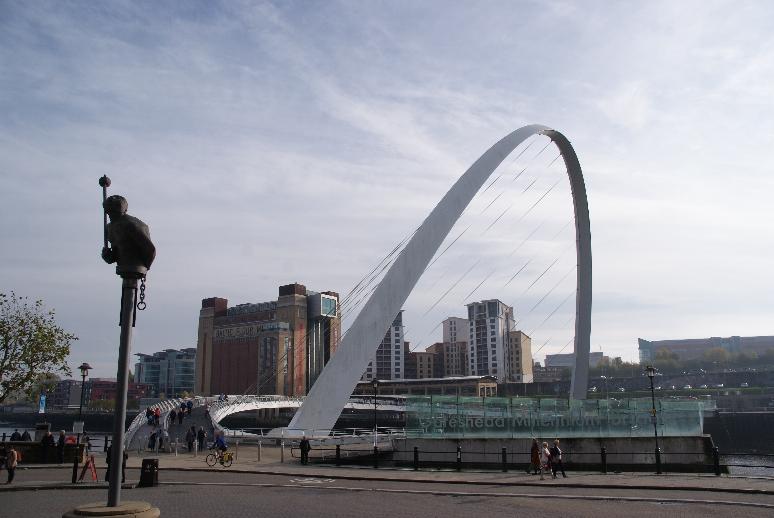 De Millenium Bridge