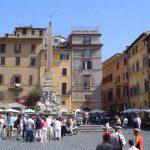 piazzadrotondavoorhetpantheon
