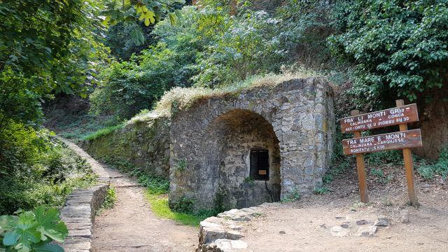 Calenzana depart GR20