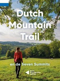 De kaft van het boekje Dutch Mountain trail