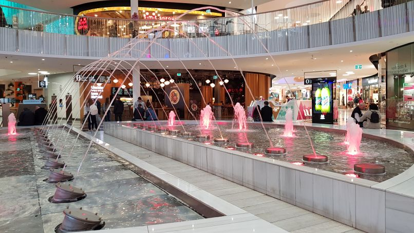 Scandinavian Mall